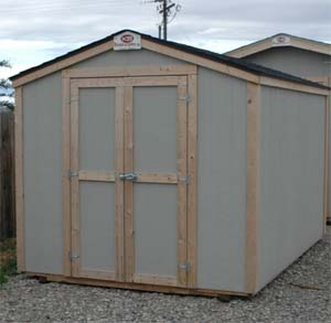 Classic American Shed